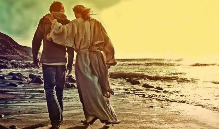 Estar-con-jesus-reflejos-de-luz